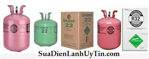 Trên thị trường có 3 dạng GAS khác nhau